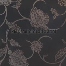 Taupe bloem table covering Kleurmijninterieur flowers