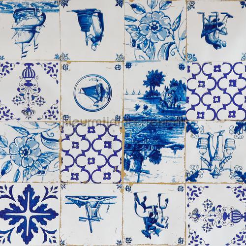 tegels delftsblauw tafelzeil dessins kleurmijninterieur