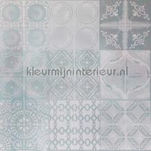 Tegels lichtblauw table covering Kleurmijninterieur all images