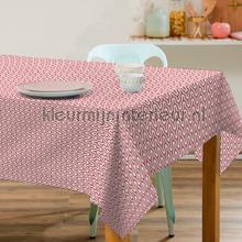 Maze rose tafelzeil Kleurmijninterieur modern