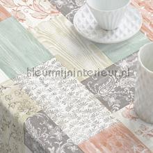 table covering patchwork
