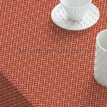 Ruiten rood tafelzeil Kleurmijninterieur modern