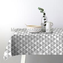 Ruiten grijs tafelzeil Kleurmijninterieur modern