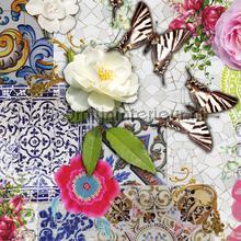 Exotische romance table covering Kleurmijninterieur wood