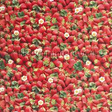 Aardbeien tafelzeil Kleurmijninterieur modern
