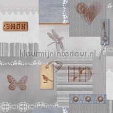 Home nappes Kleurmijninterieur patchwork