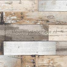 Houten planken tafelzeil Kleurmijninterieur modern