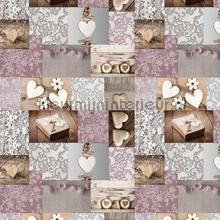Love nappes Kleurmijninterieur patchwork
