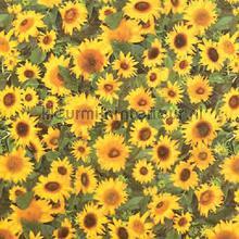 Zonnebloemen tischbelag Kleurmijninterieur uni farben