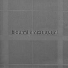 Grote donkergrijze ruiten oilcloth Kleurmijninterieur firkant