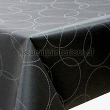 grote cirkels tafelzeil Kleurmijninterieur Modern