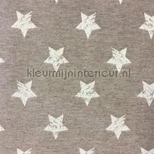 Grijze sterren tafelzeil Kleurmijninterieur modern