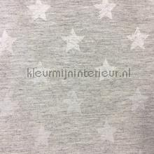 Zilvergrijze sterren tafelzeil Kleurmijninterieur modern