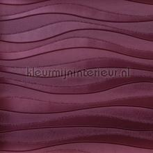 Golvende lijnen tafelzeil Kleurmijninterieur modern