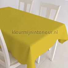 Gele uni nappes Kleurmijninterieur couleurs unies