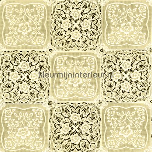 Tafelloper oilcloth fl2809 Kniplinger - Xmas Via Chasse