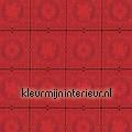Tafelloper rood kniplinger motiver