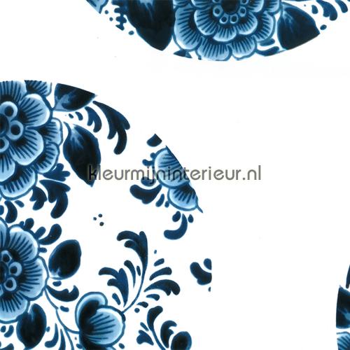 Porcelein delft oilcloth 3854469 decors prints Dutch Wallcoverings