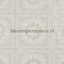 Kant wit tafelzeil Dutch Wallcoverings Kitsch Mexicaans