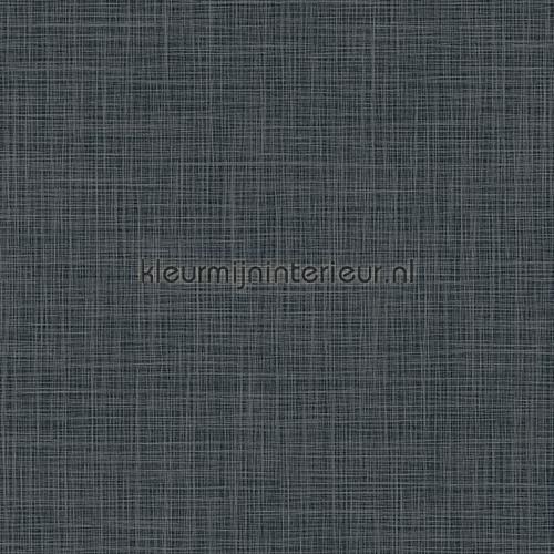 Linios - antrasiet oilcloth 387-0108 uni farver Dutch Wallcoverings