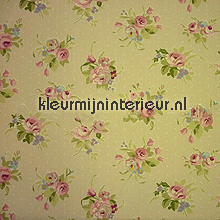 Rose tafelzeil Prestigious Textiles bloemen