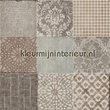 Trendy chic tafelzeil Dutch Wallcoverings ruiten