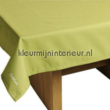 St. Tropez tafelkleed apple table covering Blyco wood