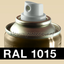 RAL 1015 Licht Ivoor carpaint Motip RAL hobby paint