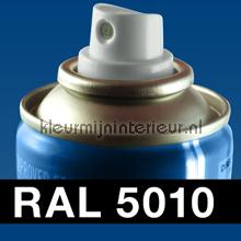 RAL 5010 Enzian Blauw autolak Motip RAL hobby lak