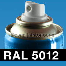 RAL 5012 Lichtblauw carpaint Motip RAL hobby paint