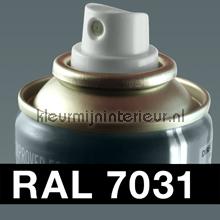 RAL 7031 Blauwgrijs carpaint Motip RAL hobby paint
