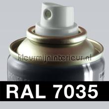 RAL 7035 Lichtgrijs carpaint Motip RAL hobby paint