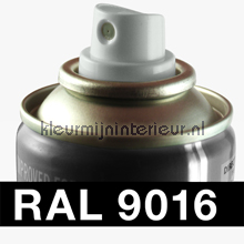 RAL 9016 Verkeers Wit autolak Motip RAL hobby lak