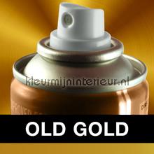 Antiek goud autolak Motip Goud Zilver