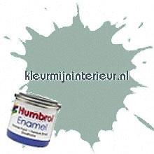 115 groen blauw carpaint Humbrol mini pots of paint