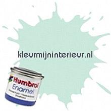 23 vogelei blauw mat carpaint Humbrol mini pots of paint