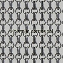 Kleine schakels antraciet vliegengordijnen Vliegengordijnexpert Aluminium ketting Uni