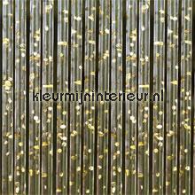 Como goud transparant vliegengordijnen kunststof draad