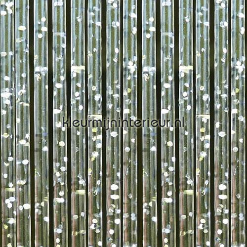 como zilver transparant rideaux de porte synthetic thread