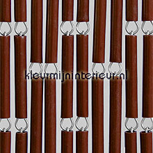 Bruin fly curtains wood look