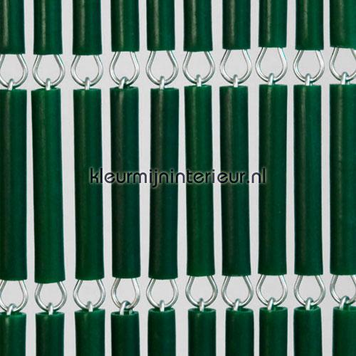halve hulzen groen 100-stuks vliegengordijnen kunststof los materiaal
