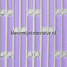 Lila fly curtains wood look
