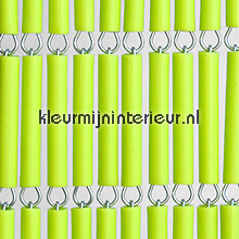 Halve hulzen lime 100-stuks fly curtains Vliegengordijnexpert pvc parts