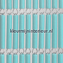 Hulzen turquoise fly curtains Vliegengordijnexpert pvc parts