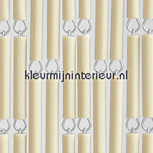 Zand fly curtains wood look