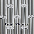 zilver verspringend fly curtains ready made
