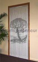 bonsai rideaux de porte M9070 bonsai Aluminum chain