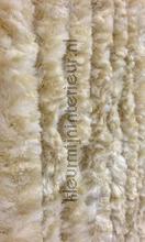 Kattenstaart beige wit gemeleerd vliegengordijnen kattenstaart