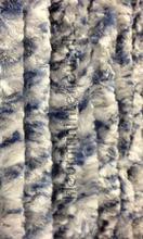 Kattenstaart grijs blauw wit gemeleerd vliegengordijnen kattenstaart