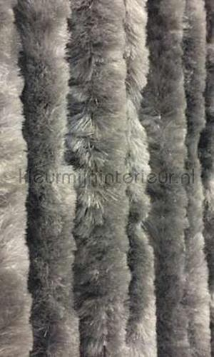 kattenstaart grijs tende per porte KAT 6 - grijs effen cats tail